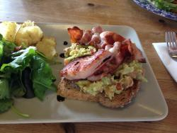 The T-House Bistro & Cafe at Mistley Quay