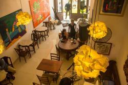 Bar Restaurant Espacios Old Fashioned