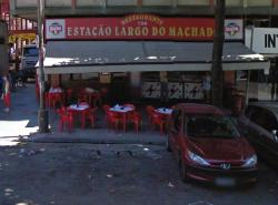 Estacao Do Largo Do Machado