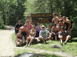 Reserva Nacional El Nogalar de Los Toldos