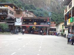 Restaurant Coricancha