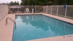 Go buy a float if you want to relax by the pool. Maintenence man said he and the owner were gett