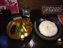 Curry & Cafe Sama Oyachi