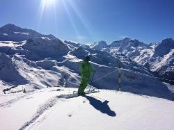 스키 & 스노우 투어