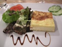 Hotel Ristorante la Pietra - Cafe des Platanes