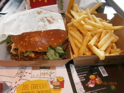 McDonald's Bahnhofstrasse Zurich