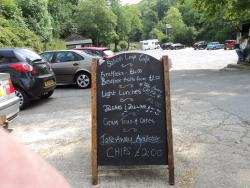 The Salmon Leap Cafe