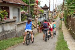 ‪Bali Countryside Cycling Tour‬