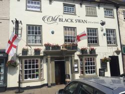 The Old Black Swan