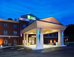 Holiday Inn Express Dayton