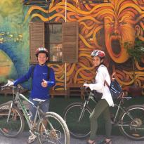 The Battambang Bike