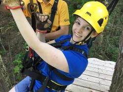 Pine Mountain Zipline Canopy Tour