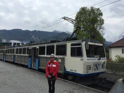Zugspitzbahn Cog Railway