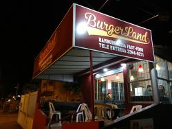 BurgerLand Córrego Grande