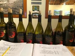 Moonstone Crossing Winery Tasting Room