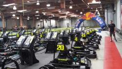 Racer's Edge Indoor Karting