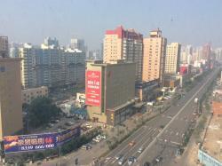 Manxin Hotel Taiyuan Qinxian Street