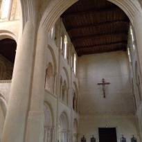 Cerisy la Foret Abbey