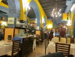 Restaurante Trinidad Grund