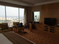 A 5 star experience in Medan.  Superb luxury hotel experience.