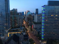 1st Time In Vancouver!