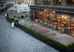 Cote Brasserie- St Katharine Docks