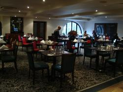 Nice hotel and amazing food in the restaurant!=)