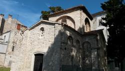 Chapel of St. Mary Formoza