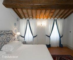 The Panoramic Suite (Frantoio) at the Hotel Borgo San Felice