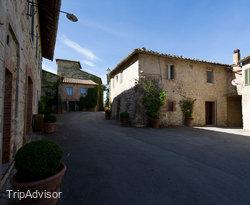 Borgo at the Hotel Borgo San Felice