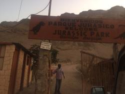 Parque Jurasico de Querulpa