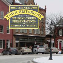 Gettysburg Licensed Town Historian/Guides