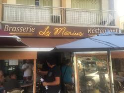 Brasserie Le Mediterranee