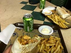 Burger food libos
