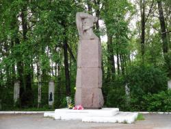 Monument to Karbyshev