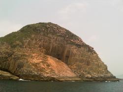 Hong Kong Sea Caves