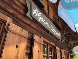 Gasthof-Cafe Alpenwildpark