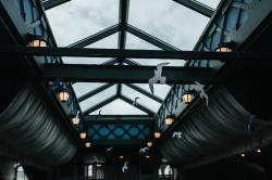 Прозрачная крыша