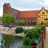 The Abbey in Ystad