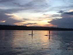 Amazonia tribal SUP