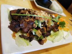 Pholuscious Vietnamese Noodles and Grill