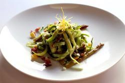 Asparagus salad feature