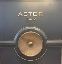 The Astor Bar and Decanter