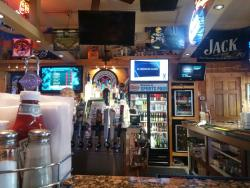Sports Page Bar and Grill