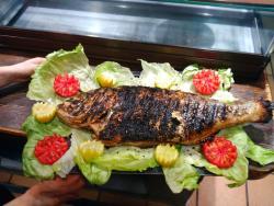 imagen meson restaurante nino en Moguer