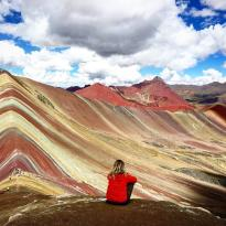 ‪Rainbow Mountain Cusco‬