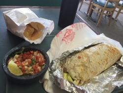 Jumbo Burrito