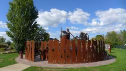Jardin des Traces