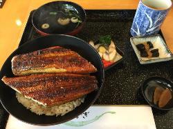 Unagi cuisine Kurihara
