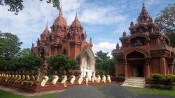 Wat Khao Angkhan Temple